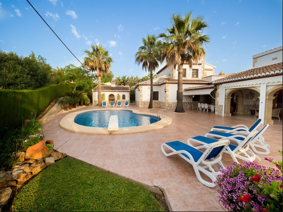 location villa alicante