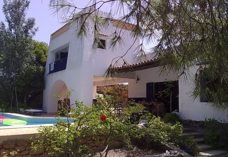 location villa baleares