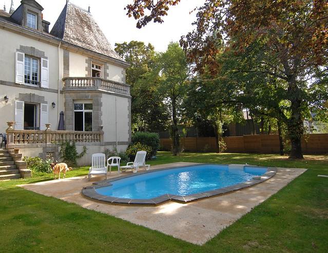 location villa croitie